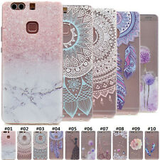 TPU Silicone Rubber Soft Cover Clear Case Various Back Gel Skin For Huawei Phone