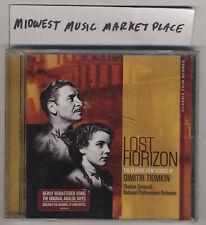 Lost Horizon: Classic Film Scores Of Dimitri Tiomkin CD - New & Sealed w/ Hype!!