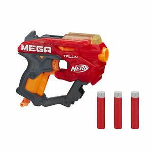 "New ""Nerf Mega Talon Blaster"" (Includes 3 Official AccuStrike Nerf Mega Darts)"