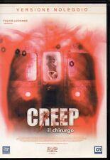 CREEP IL CHIRURGO - DVD (USATO EX RENTAL)