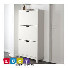 Ikea shoe cabinets ebay for Ikea stall shoe rack