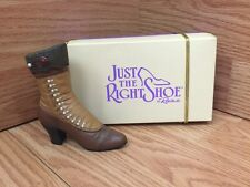 Just The Right Shoe by Raine 1999 High Button Boot 25034