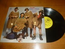 FURZLIN with SHAG CONNORS & THE CARROT CRUNCHERS - 1970 UK 12-track LP
