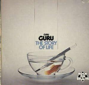 Guru Guru - The Story Of Life LP Comp Vinyl Schallplatte 193514