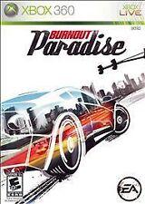 Microsoft XBox 360 Game BURNOUT PARADISE