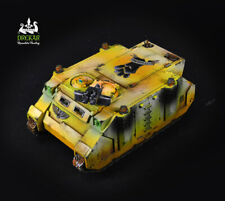 Rhino Imperial Fist warhammer 40K ** COMMISSION ** painting