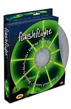 NEW Nite Ize Flashflight L.E.D Light Up Flying Disc Green Large FREE SHIPPING