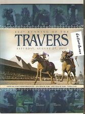 2011 SARATOGA TRAVERS PROGRAM GEM MINT STAY THIRSTY