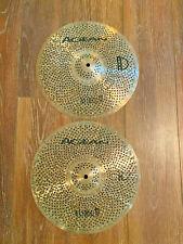 Agean Cymbals Natural R-Series 14-inch Low Volume Hi-Hat - Used