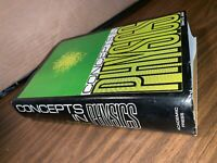 1969 CONCEPTS IN PHYSICS By Adair, Robert K.  1st Ed.