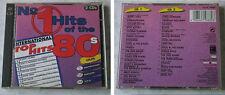 NO.1 HITS O THE 80´S - Gazebo, Visage, Taylor Dayne,... 1996 Polygram DO-CD TOP