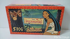 Boite de 25 Sachets Booster Pog Série Pocahontas / WPF Pogs officiel [ NEW ]