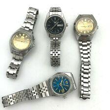 Orient Seiko Automatic Movement Calendar Original PARTS Japan Watch Bracelet LOT