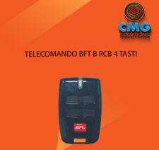 Telecomando Compatibile per portone BFT MITTO B RCB 4 TASTI