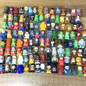 30PCS Random Ooshies DC Comics Marvel WWE Woolworths Disney Pencil Toopers Toys