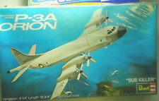 Revell kit H-163 Lockheed P-3a Orion 1973 release sealed 1:115?  NIB