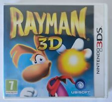 Nintendo 3DS Case & Manual Only - Rayman 3D