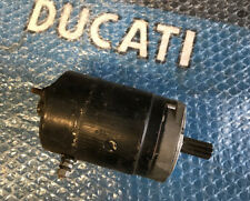 Ducati Parallel twins 350-500 elect starter motor new old stock original