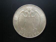 More details for yugoslavia 50 dinara 1938. high grade.