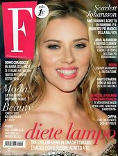F.Scarlett Johansson,Pierce Brosnan & Cassandra Harris,Marco D'Amore,Noemi,iii