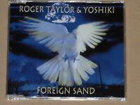 ROGER TAYLOR & YOSHIKI -Foreign Sand- CDEP