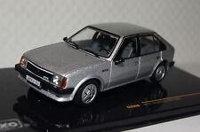 Opel Kadett D GT/E silber 1983 1:43 Ixo neu & OVP CLC268.13