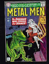 Metal Men #18 ~ Dinosaur  Cover ~ (6.0) WH