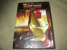 "COFFRET 2 DVD NEUF ""IRON MAN - L'INTEGRALE DE LA SERIE ANIMEE"""