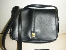 "Liz Claiborne black shoulder bag purse 8"" X 6"" X 2"""