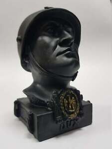 Bust of Benito Mussolini