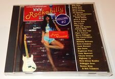 Rockabilly Hall of Fame, Vol. 2 Billy Swan Buddy Knox Convertibles (CD, 1999)