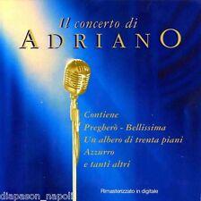 Adriano Celentano: Il Concerto Di Adriano - CD