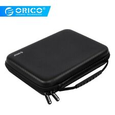 ORICO Carrying Hard Case For Headphone Earphone SD Cards Tablet Storage Bag