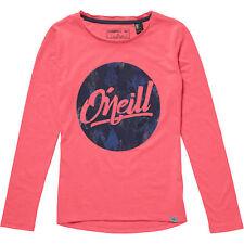 O'Neill Longsleeve Shirt LG MOUNTAIN GAZE L/SLV T-SHIRT pink Unifarben