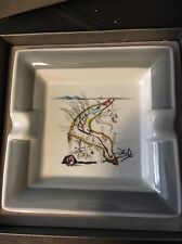 Salvador Dali  French , Cigar Ashtray SURREAL   Rare . Art