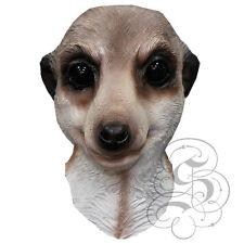 Lattice Animale meerkathead Partito Mask-Halloween Hen Stag Prop Fotografia