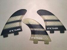 FCS Kelly Slater V2 K2.1 Tri Surfboard 3 Fin Set V-2