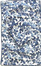 Ralph Lauren Adeline King Pillow Sham Set of 2 Blue And White Floral