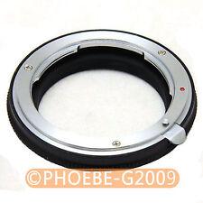 Nikon lens to Olympus 4/3 adapter E-600 E-620 E-450 E-3