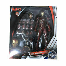 Marvel Avengers Mafex NO 022 Iron Man Mark 45 PVC Model Figure Medicom KO Toys