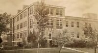 Fort Harrison, Montana Real Photo Postcard/RPPC Masonic Service Assoc a2-5