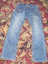 """Women's TRUE RELIGION """"Joey"""" Flare Jeans Size 27 TR#814"""