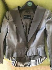 Beautiful Silk Jacket Emporio Armani 38 size 8-10
