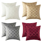 Square Polyester Pillow Case Sofa Car Waist Throw Cushion Cover Home Decoration