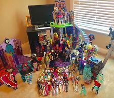 Monster High Doll Lot