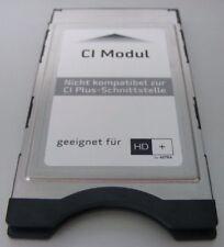 LEGACY HD+ CI-Modul für alle Geräte OHNE CI+Schnittstelle! Selten!
