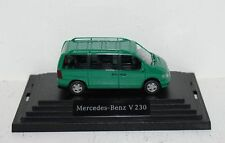 Mercedes-benz v230 verde - 1:87 en PC (r2_3_62)