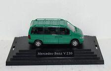 Mercedes-benz v230 verde - 1:87 en PC