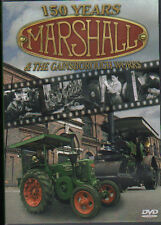 Tractor DVD: 150 YEARS OF MARSHALL AT GAINSBOROUGH