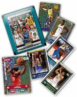 SET COMPLETO Panini NBA OFFICIAL STICKER Collection 2019-20 Figurine + CARDS